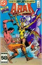Arak, Son of Thunder # 48 (USA,1985)