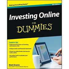 Investing Online For Dummies (For Dummies (Business & Personal Finance-ExLibrary