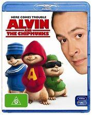Alvin And The Chipmunks - New/Sealed Blu Ray Region B