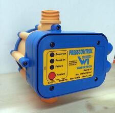 PRESSCONTROL WATERTECH ORIGINALE  Bar 1.5 BAR GIALLO BLU