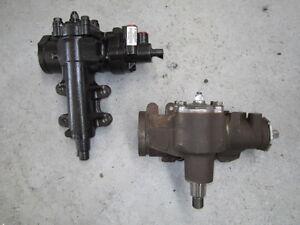CHRYSLER JEEP Power Steering Box Wrangler, Cherokee, Grand Cherokee, Sport, etc.