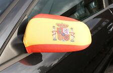 Car Wing Mirror Flag - SpainEspañaSpanish by FreshFlagz