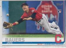 Topps Update Series 2019 #US256 Jake Bauers Cleveland Indians Rookie RC