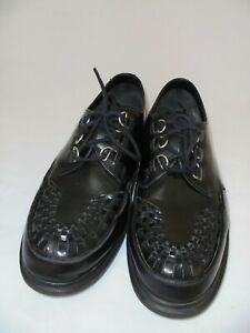 Dr Martens Ramsey Creeper Leather Shoes UK 10 EU 45