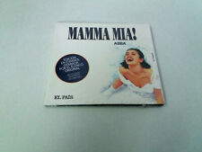 "CD ""MAMMA MIA EL MUSICAL EDICION EN ESPAÑOL"" CD 24 TRACKS PRECINTADO ABBA SEALED"