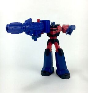 Hasbro McDonalds Transformers 4.5 Inch Optimus Prime #3 Happy Meal Toy 2016