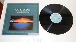 """CAT STEVENS """"MORNING HAS BROKEN"""" VOLUME 2~ 1981 VINYL LP RECORD ALBUM~ A1 COND."""