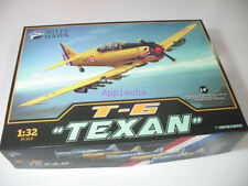 """Kitty Hawk 32002 1/32 T-6""""Texan"""" New"""