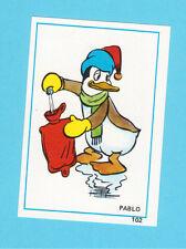 Pablo  Penguin  1976 Walt Disney Spanish Card