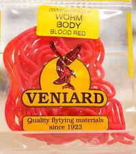 WORM BODY Squirmy Worm Veniard Killer Material BLOOD RED billiger -20%