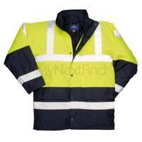 Portwest Hi-Vis Traffic Jacket (S466/S467)