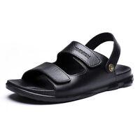 Herren Sandale Trekking-Sandalen NEU Hausschuhe Outdoor Schlappen GR.39-45
