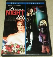 Prom Night  Ghoulies IV (Double Feature DVD *RARE oop *HORROR *HALLOWEEN