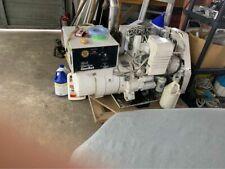 Onan 150 Mdl 15 Kw Marine Diesel Generator
