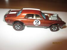 Hot Wheels Redline Nitty, Gritty, Kitty All Original Excellent Condition! (1969)