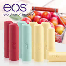 EOS Evolution of Smooth Organic Smooth Lip Balm, 8 Stick Pack New!!!