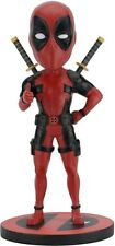 NECA Marvel Comics Head Knocker Bobble-head Deadpool Classic 20 Cm
