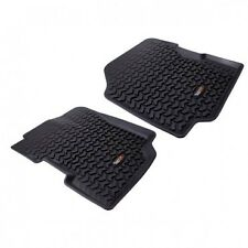 JEEP CJ 7 76-86 AND WRANGLER YJ 87 - 95 ALL TERRAIN MOULDED FRONT FLOOR LINERS