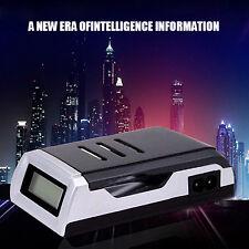 Nuevo 4 vías alcalinas rápido y ni-mh LCD Inteligente Cargador Batería AA y AAA