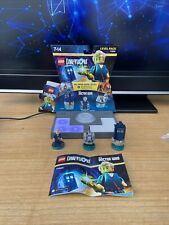 Lego Dimensions Doctor Who - Level Pack 71204 - 100% complete And Tested