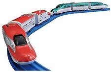 TAKARA TOMY Plarail E5 Shinkansen & E6 Shinkansen consolidated set Japan
