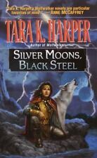 Silver Moons, Black Steel [Tales of the Wolves] by Harper, Tara K. , Mass Market