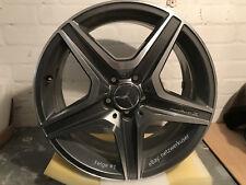 1 Satz (4 Stück) Original Mercedes AMG-Felgen Styling VI, 8Jx18 ET45, 225/40 R18