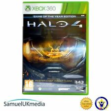 Halo 4 - Game of the Year (Xbox 360) **IN A BRAND NEW CASE**