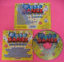 CD Compilation EURO DANCE 1999 Gigi D'agostino Prezioso Eiffel 65 no mc (C3)