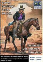 Masterbox 1:35 scale  - Gunslinger 2 Gentleman Jim Jameson  MAS35204
