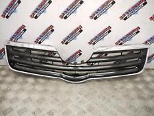 TOYOTA AVENSIS T250 FACELIFT UPPER RADIATOR GRILLE BLACK & CHROME (06-09)