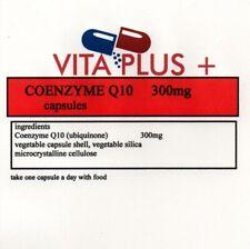 Co Enzyme Q10 300mg caps 240's Anti-Oxidant