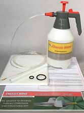 Chassis Wand (Waxoyl Rust Treatment Sprayer) Land Rover 4x4 Off Road Vehicle