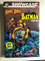 Showcase presents BATMAN: BRAVE & BOLD TEAM-UPS vol 1 (2007) DC Comics TPB FINE-