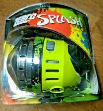ZEBCO Splash Spincast Reel Pre-spooled 10LB 100YD ZS4593 Lime Green