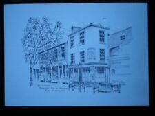 POSTCARD SUFFOLK BURY ST EDMUNDS - THE NUTSHELL - SMALLEST PUB IN ENGLAND - PENC