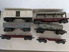 New ListingLot O Scale Rolling Stock for Parts, etc