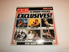 Various – Exclusives! [Nme Cd] Aphex Twin Oasis Pulp Charlatans Suede Elbow