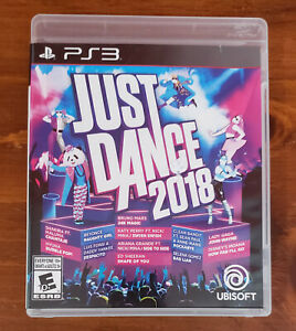 Just Dance 2018 PS3 Game