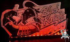 Laser Pinball topper Black Knight 2000 MM. Topper flipper