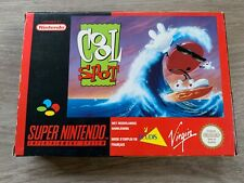 Cool Spot FAH SNES Super Nintendo CIB boxed Super NES PAL