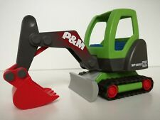 Playmobil - 3279: Small P&M Excavator
