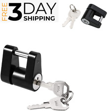 Trailer Coupler Latch Lock Tongue Hitch Security Towing Anti Theft Safety Pin