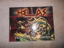 Hellas RPG Princes of the Universe Khepera Publishing