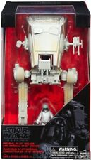 "STAR WARS - The BLACK SERIES 3 3/4"" IMPERIAL AT-ST WALKER W/ DRIVER - NEW"