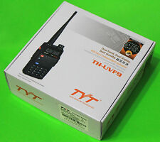 TYT TH-UVF9 Dual Band Dual Display Standby Radio VHF 136-174 & UHF 400-47