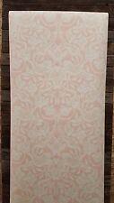 classic Antonina Vella Arts Crafts Soft Pink and Cream gold accents Wallpaper