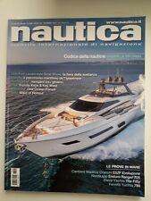 Nautica n.668 anno 2017 Mensile Internazionale di Navigazione Yachts Mare