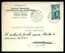 Italia Repubblica - Italia al Lavoro - L. 12 isolato su busta ( al mittente )