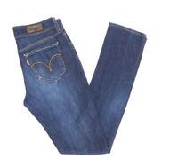 Levi's Levis Jeans 471 W30 L34 blau stonewashed 30/34 Straight -B2099